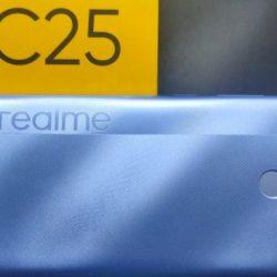 Spesifikasi Lengkap Ponsel Realme C25S