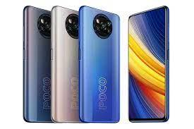 Spesifikasi Lengkap Ponsel Xiomi Poco X3